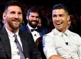 Del genio Messi a la máquina Cristiano